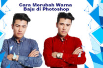 Cara Merubah Warna Baju di Photoshop