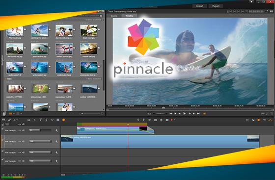 pinacle studio aplikasi video editor yang dapat digunakan untuk pemula