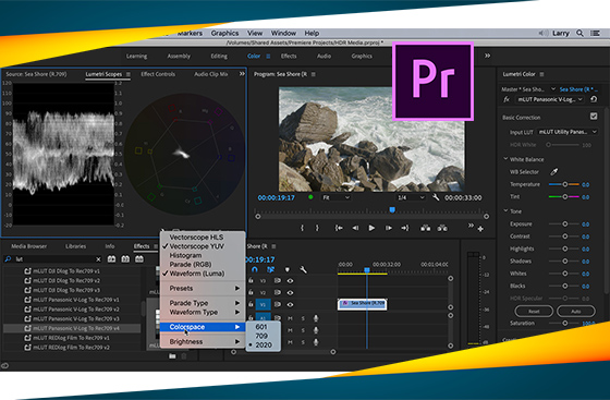 premier pro merupakan aplikasi video editor yang digunakan pemula