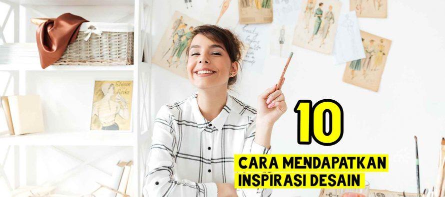 10 Cara Mendapatkan Ide Yang Hilang Sebagai Desainer