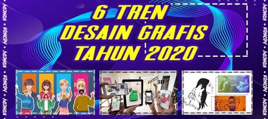 6 Tren Desain Grafis Tahun 2020 Yang Wajib Dikuasai