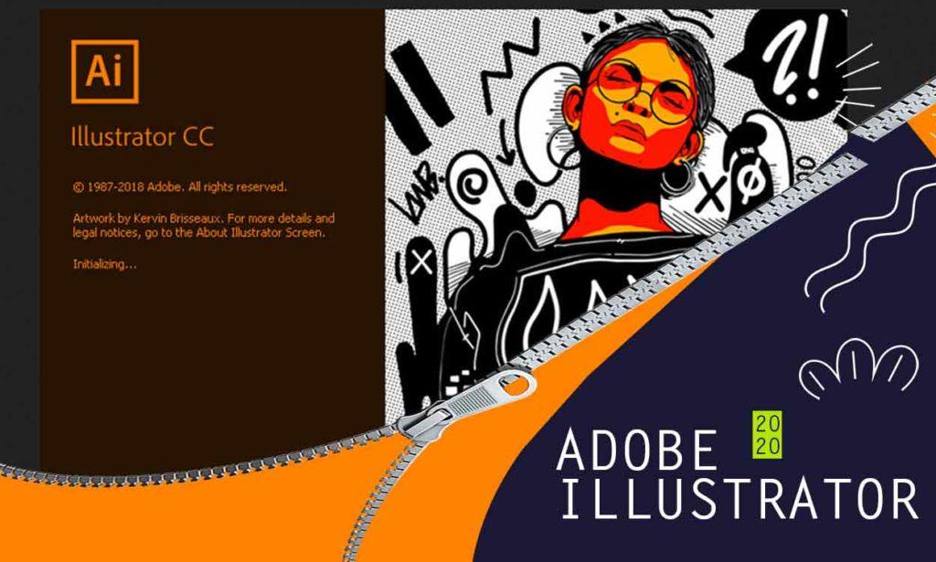 adobe illustrator merupakan aplikasi pengeditan dalam bentuk vector yang sering dipakai