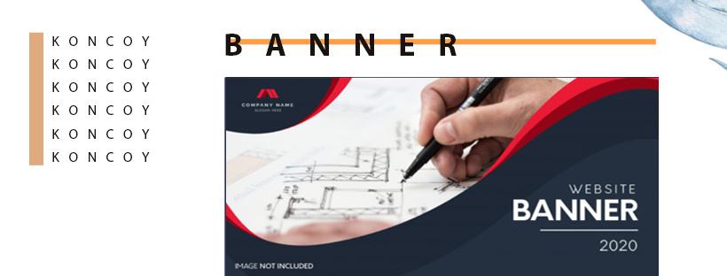 banner merupakan salah satu contoh dalam sebuah karya desain