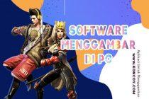 5 Software menggambar untuk pc terbaik