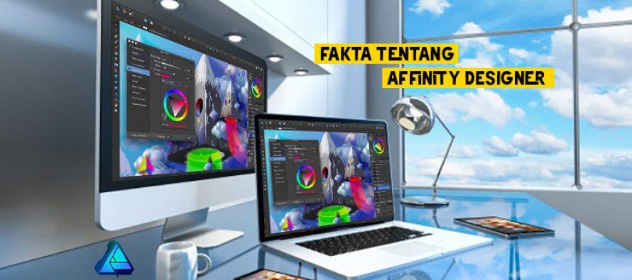 5 Fakta Affinity Designer Yang Wajib Dicoba Designer