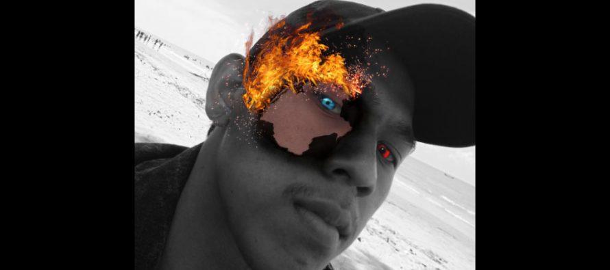 Cara Editing Fire Face di Photoshop Dengan Cepat & Mudah