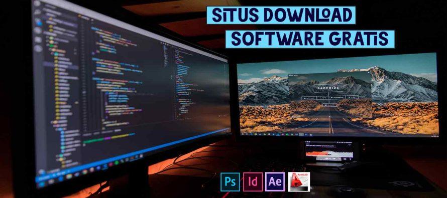 10 Situs Untuk Download Aplikasi Software/Game 100% Gratis