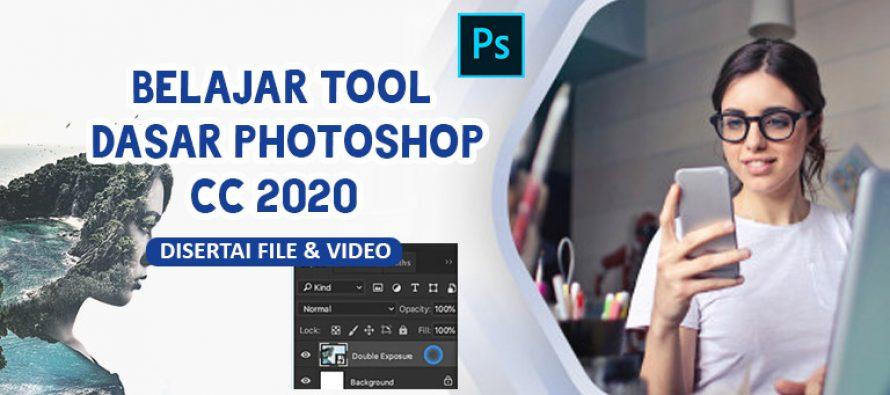 Tutorial Dasar Dasar Photoshop – Cocok Untuk Pemula