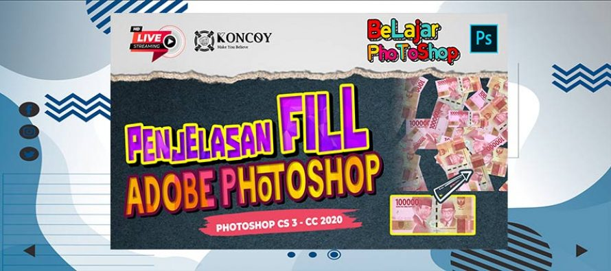Belajar Dasar Photoshop Content Aware Fill Photoshop CC 2020 Sampai Mahir