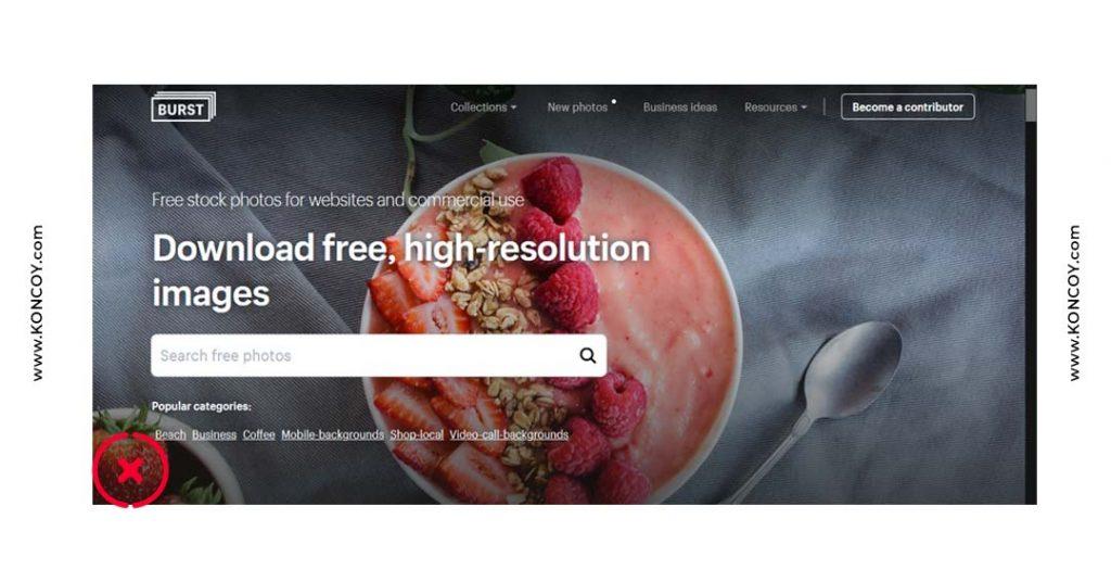 burst shopify merupakan situs untuk download gambar gratis