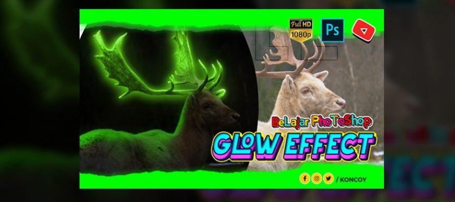 Cara Membuat Efek Glowing Effect Photoshop CC 2021