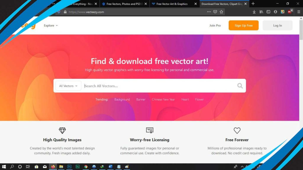 vecteezy untuk donwload vector gratis