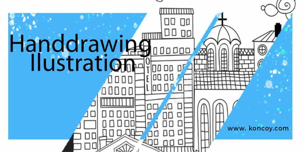 handrawing ilustrasi adalah ilustrasi yang paling banyak dicari