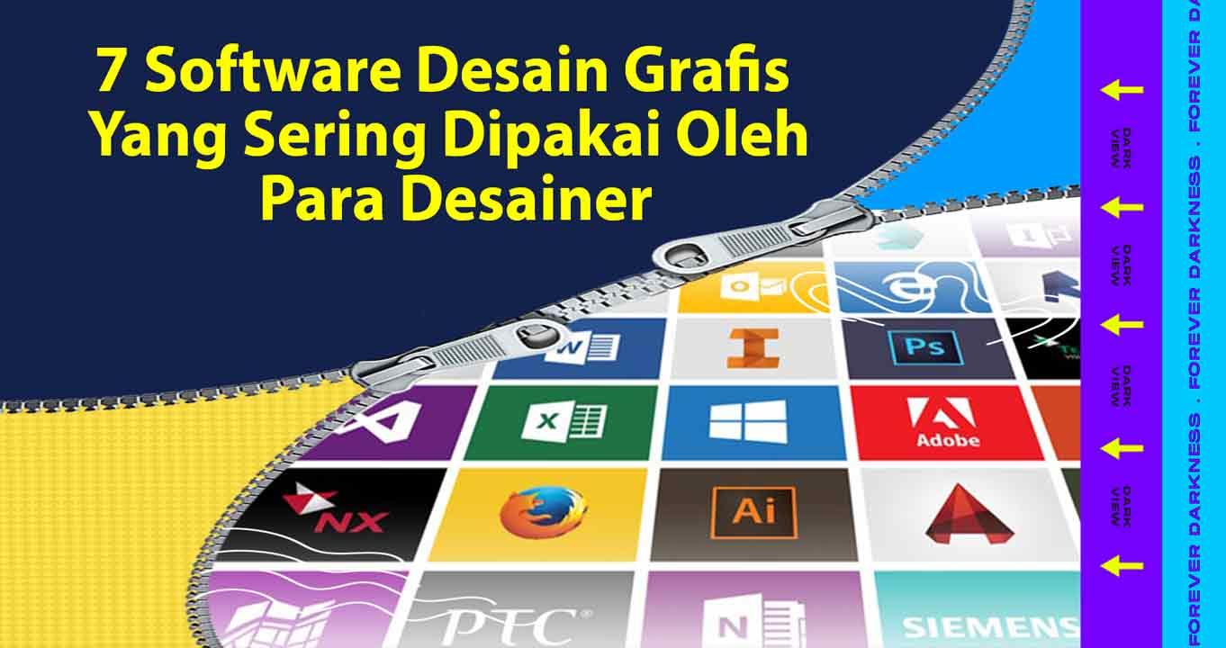 Software Aplikasi Untuk Membuat Desain Grafis