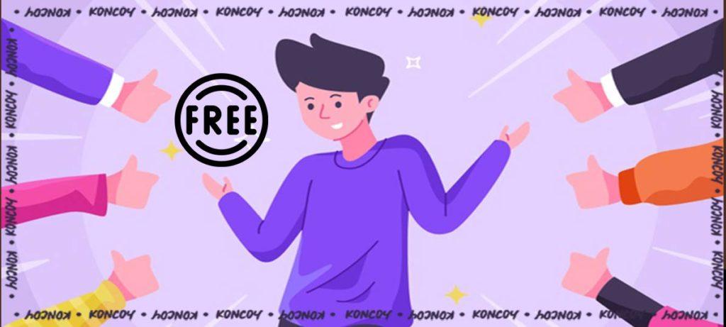 free-personal pada lisensi gambar dan video
