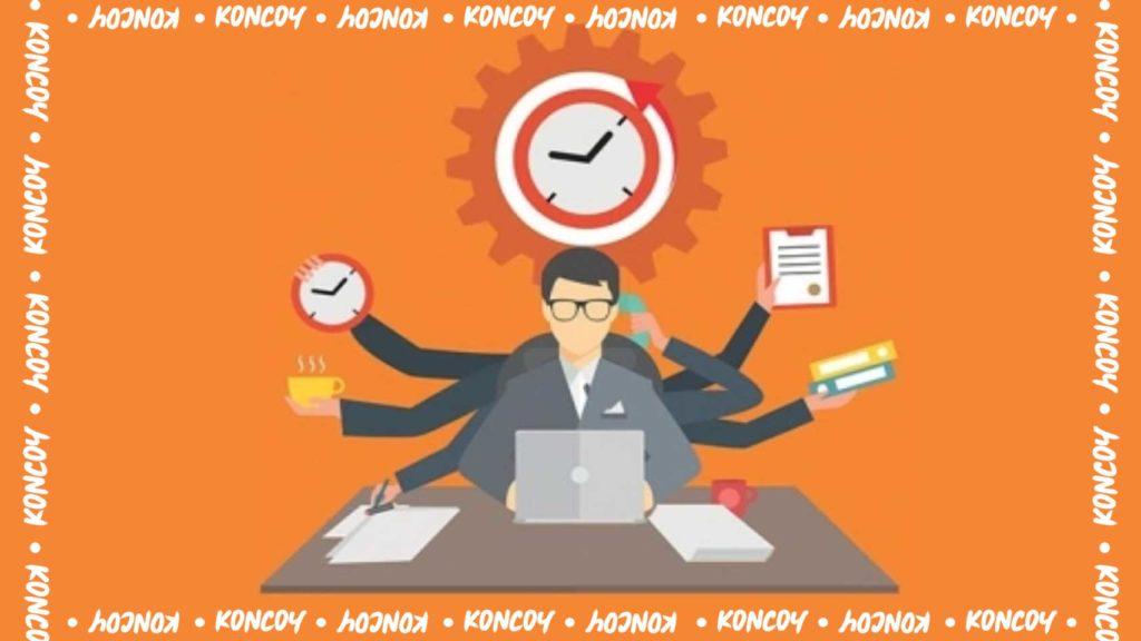 menyusun rencana prioritas harian untuk meningkatkan skill dalam desain