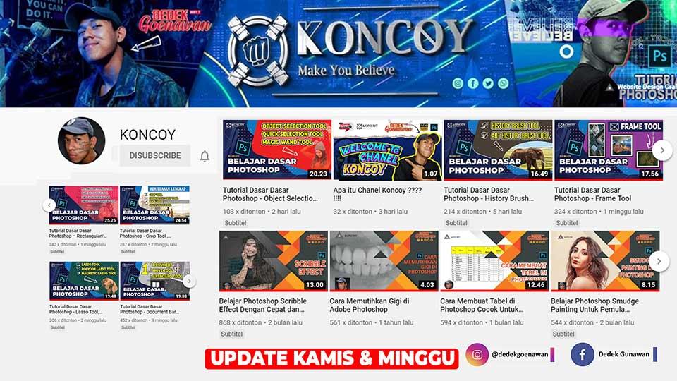 youtube koncoy