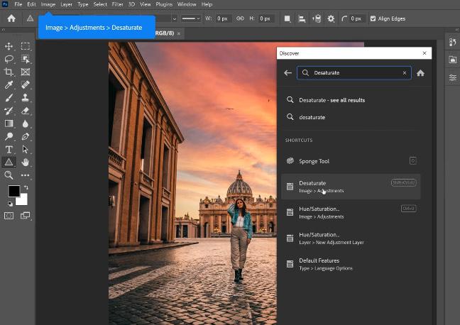 pembaruan discover panel merupakan fitur tambahan kelebihan photoshop cc 2021