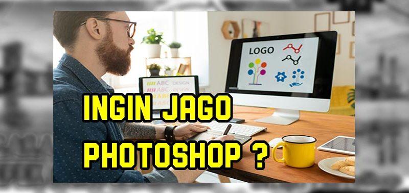 belajar photoshop untuk pemula / Cara Jago Photoshop
